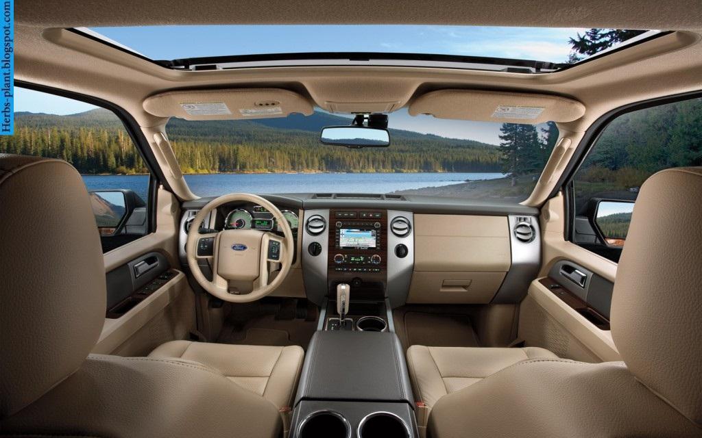 Ford expedition car 2013 interior - صور سيارة فورد اكسبديشن 2013 من الداخل