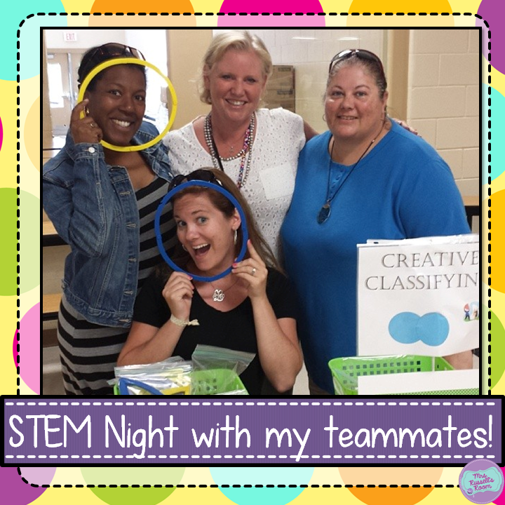Stem School Night: Mrs. Russell's Room: Bright Ideas: STEM For Firsties