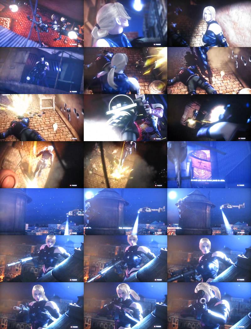 Tekken Anna CGI Movie
