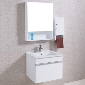 Muebles de ba o de color blanco ba os y muebles for Banos de color blanco