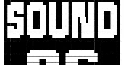 One Line Ascii Art Music : Sound of music copy paste ascii text art cool