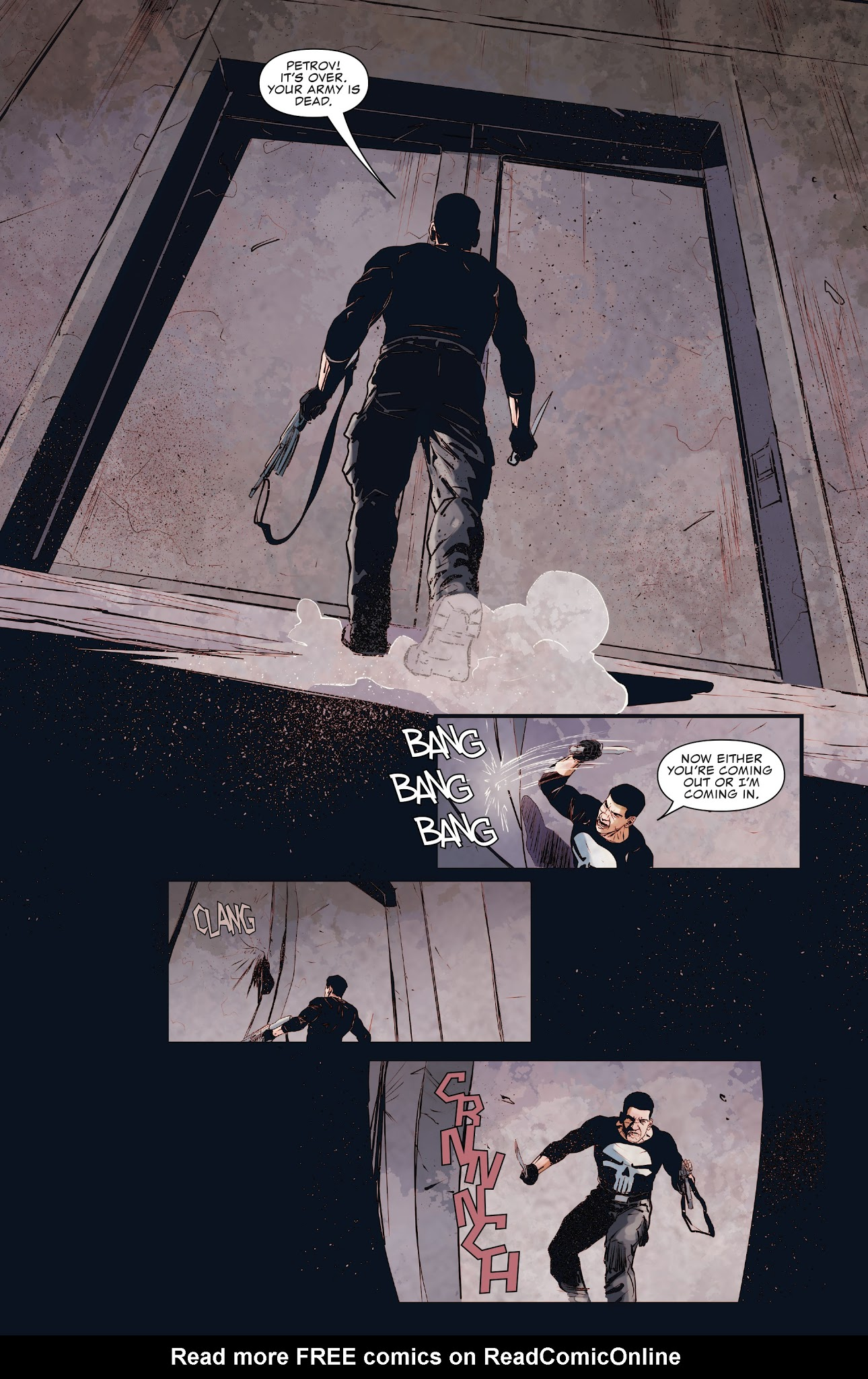 The Punisher (2016) chap 223 pic 12