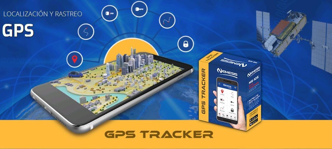 GPS TRACKER NEMESIS ECUADOR