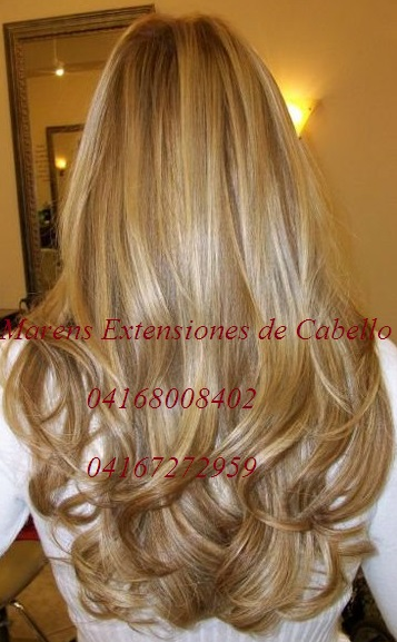 Extensiones de cabello marens abril 2013 - Extensiones cortina ...