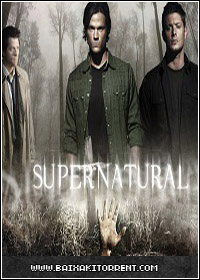 Capa Baixar Série Supernatural 1ª à 8ª Temporada   Torrent Baixaki Download