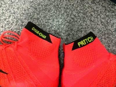 Alex Pritchard boots