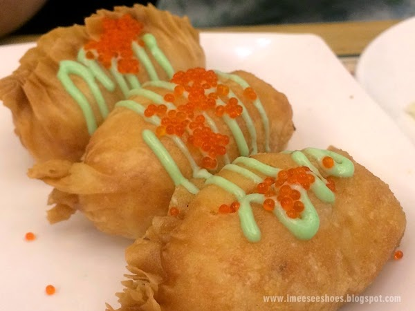 wasabi, dumplings, timhowan