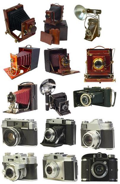 تاريخ الكاميرا والتصوير الفوتوغرافي