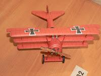 Fokker Dr.I (Dreidecker, triplà en alemany)