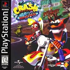 ROMs - Crash Bandicoot 3 - Warped (Português) - PS1 - ISOs Download