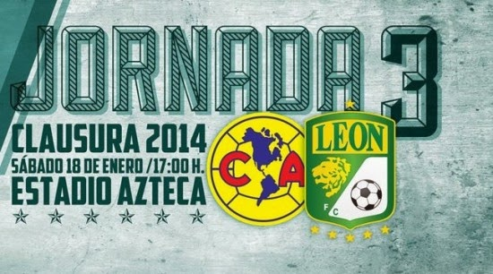 América vs Pumas en vivo, Jornada 7, Apertura 2014