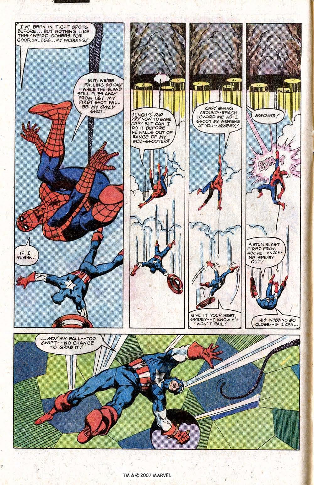 Captain America (1968) Issue #266 #181 - English 4