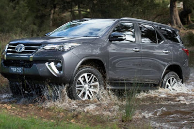 2016 Toyota Fortuner Release Date Philippines
