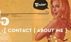 CONTACT | ABOUT ME