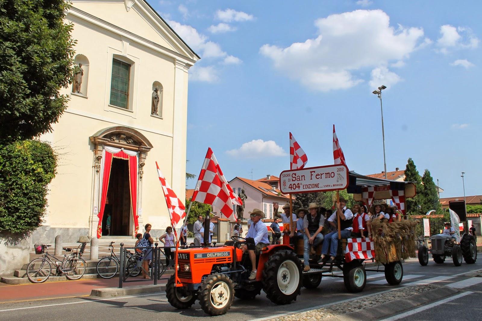 Villa Campello San Fermo