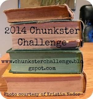 2014 Chunkster Reading Challenge