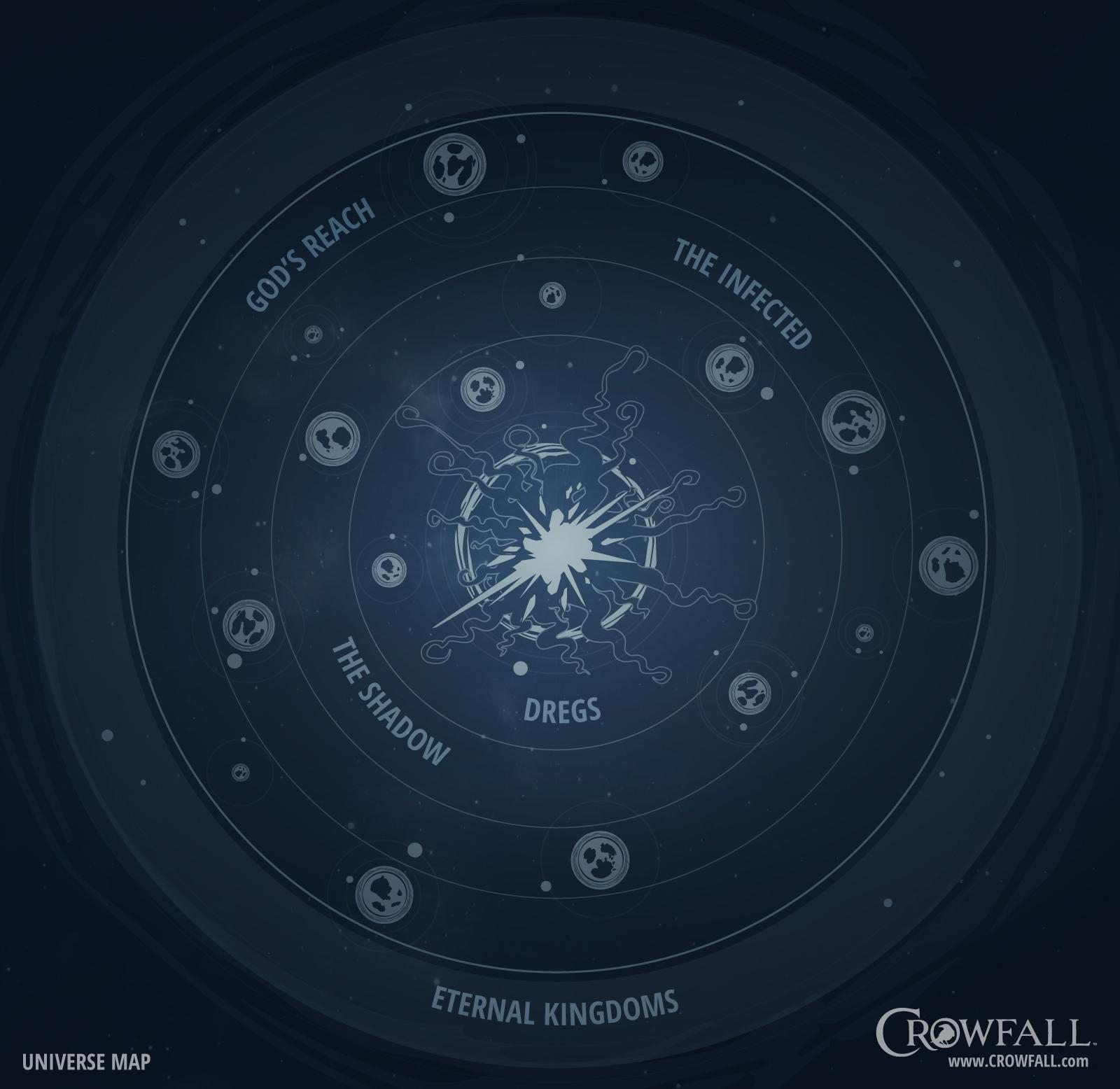 вселленая Crowfall