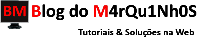 Blog do M4rQu1Nh0S