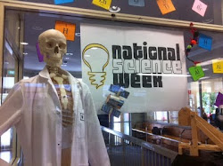 Science Week Display