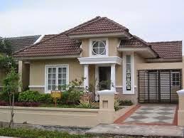 Tampilan mewah desain rumah minimalis 5