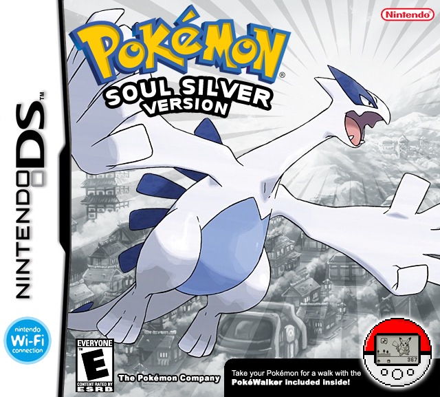 Pokemon Soul Silver Cheats Ds