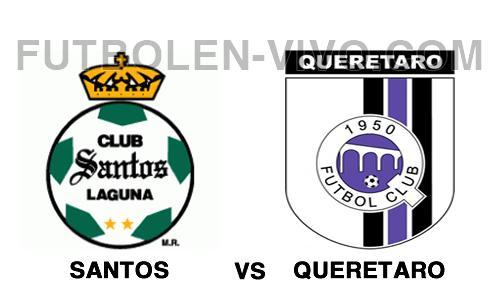 Santos vs Queretaro