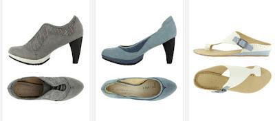 Zapatos de tacón y sandalias de Terra plana