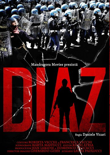 Regarder Diaz – Un crime d'État en streaming