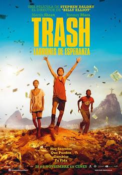 Ver Película Trash, ladrones de esperanza Online Gratis (2014)