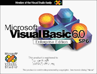 Cara Membuat Form Tembus Pandang (Glass) Dengan Visual Basic 6.0
