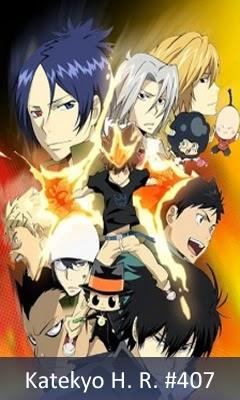 Leer Katekyo hitman reborn Manga 407 Online Gratis HQ