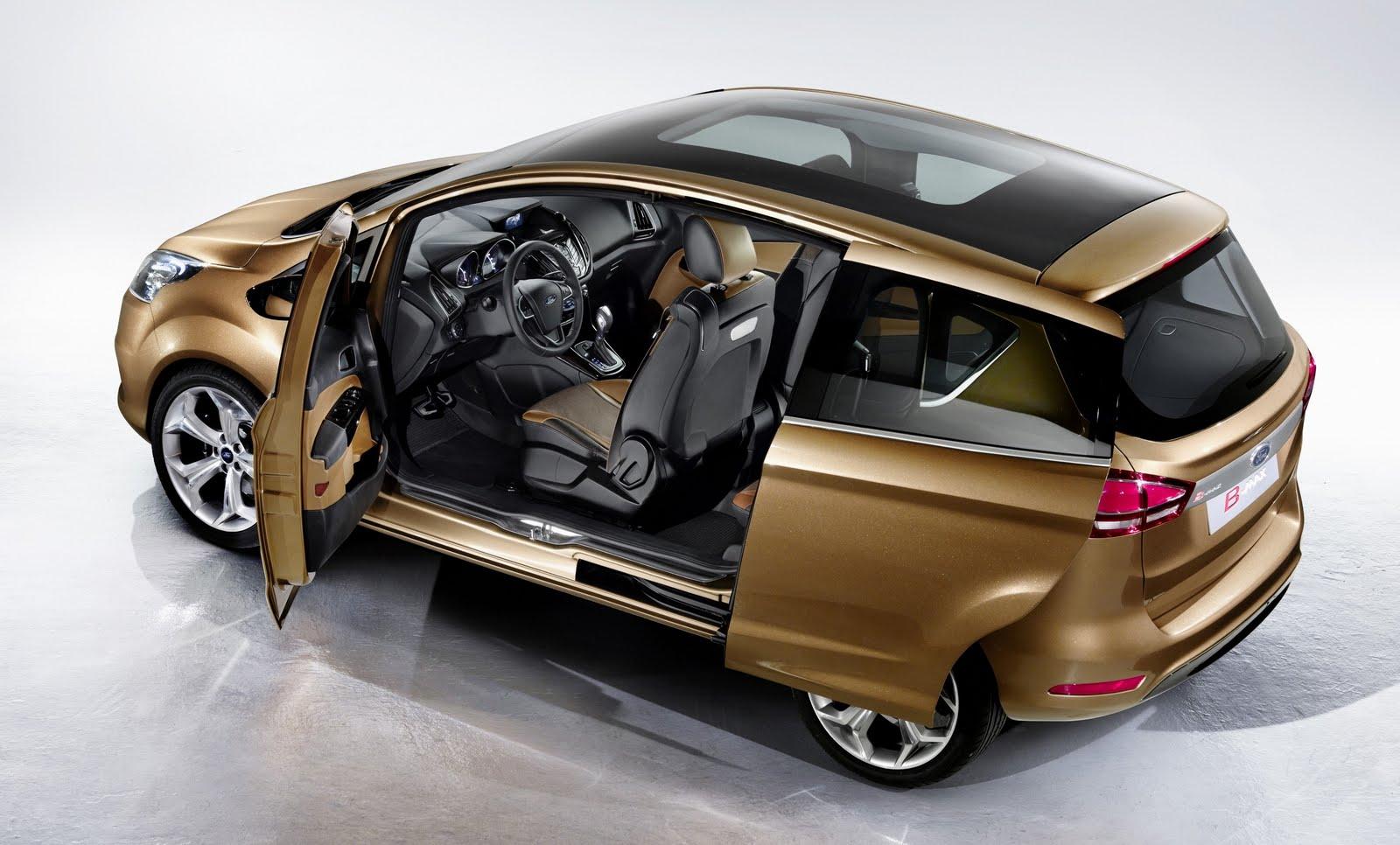 voiture du futur small is beautiful l 39 espace int rieur revisit par mini et ford. Black Bedroom Furniture Sets. Home Design Ideas