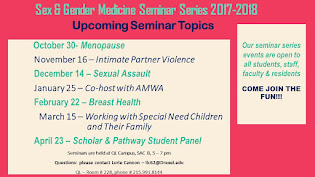 JOIN US - Women' Health Seminar Series!