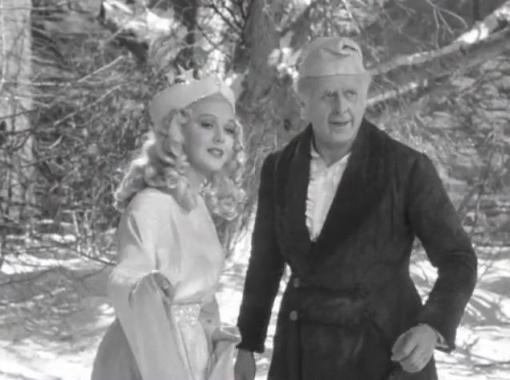 Holiday Film Reviews: A Christmas Carol (1938)