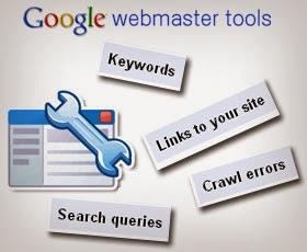 Submit Blog Ke Google Webmaster Tools