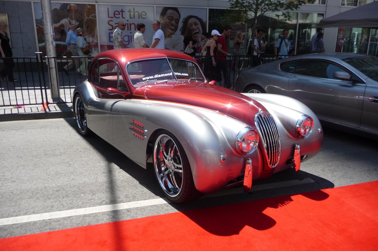 A Day In The Life Of A Torontonian Bloor St Red Carpet Reopening - Car show carpet