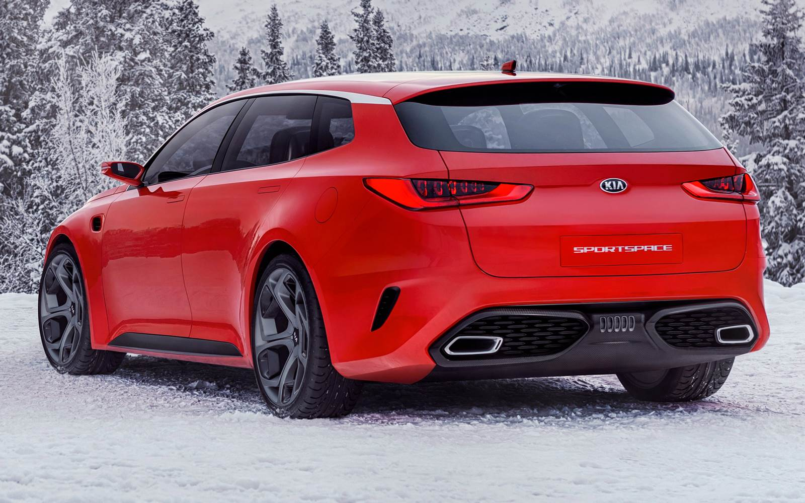 2016 Kia Optima Station Wagon