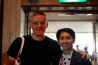 ADI WITH GILES DEACON