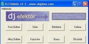 DJ Efektör