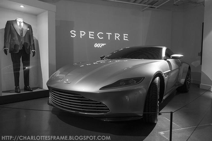 Bond in Motion - The London Film Museum, spectre 007, aston martin db10, aston martin, aston martin james bond, james bond db10, james bond spectre,