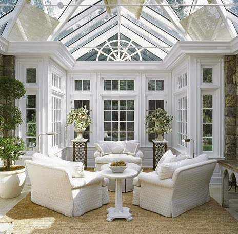 Beautiful abodes sunrooms equally lovely spaces part of for House sunroom