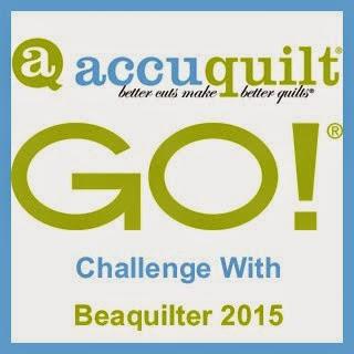 Accuquilt Go Challenge 2015