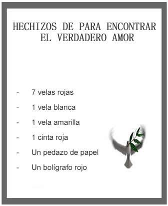 hechizos