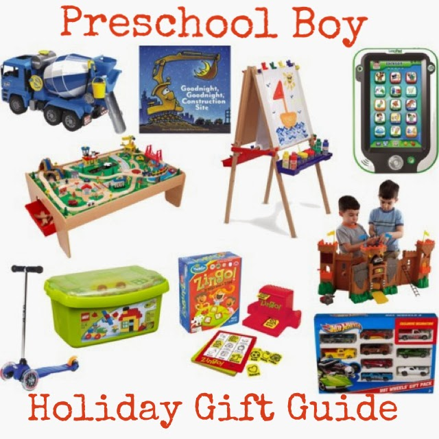 Buying Guide For Boys Toys : Preschool boy holiday gift guide the chirping moms