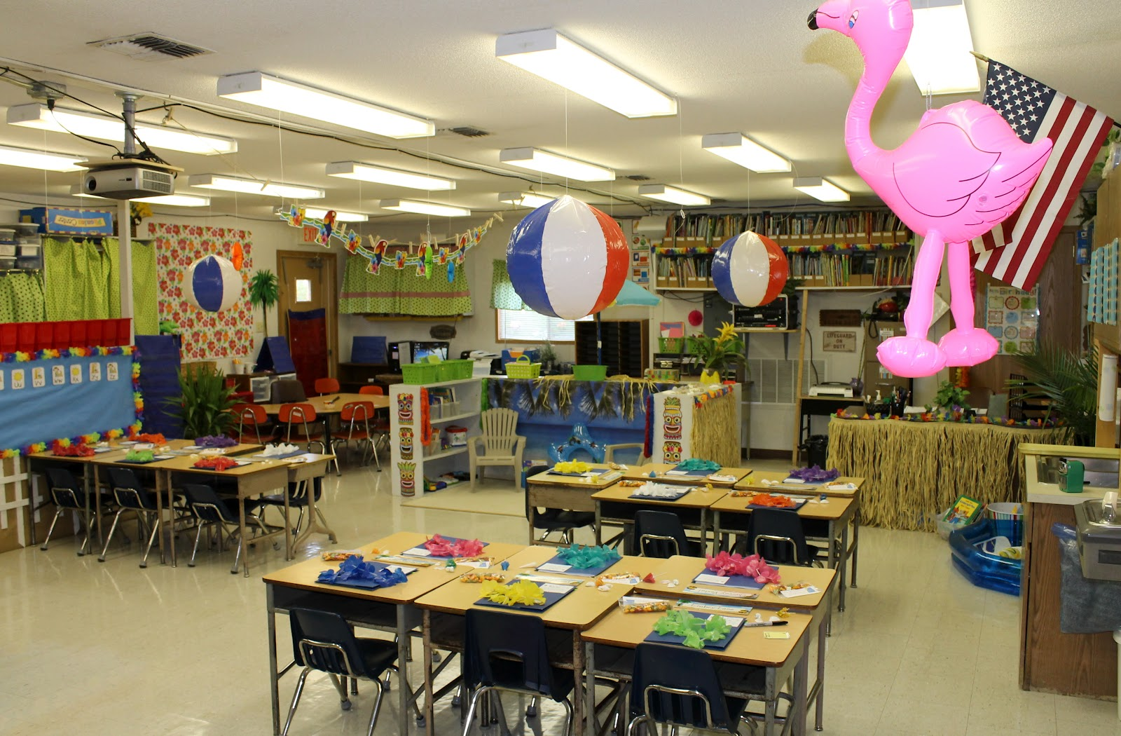 Kindergarten Classroom Themes Lil Country Librarian:...