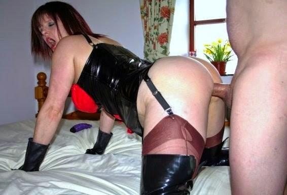 Tranny Sluts In Kinky Boots 99