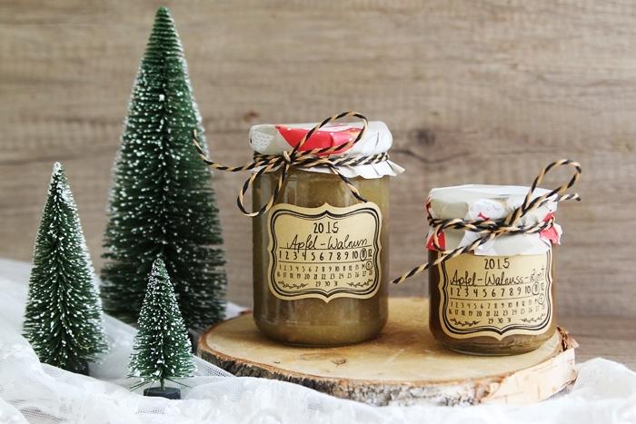 Weihnachtsmarmelade Mit Apfel Und Zimt Magnoliaelectric