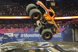 Congrats out of 440 entries, Alina H. WON 4 TICKETS To Monster Jam at Allstate Arena March 2-5th!