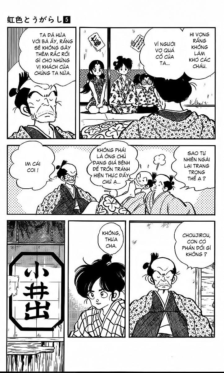 Nijiiro Togarashi - Ớt Bảy Màu chap 43 - Trang 3