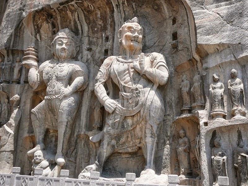 صور مذهلة: كهوف المعابد البوذية في لونغمن - الصين